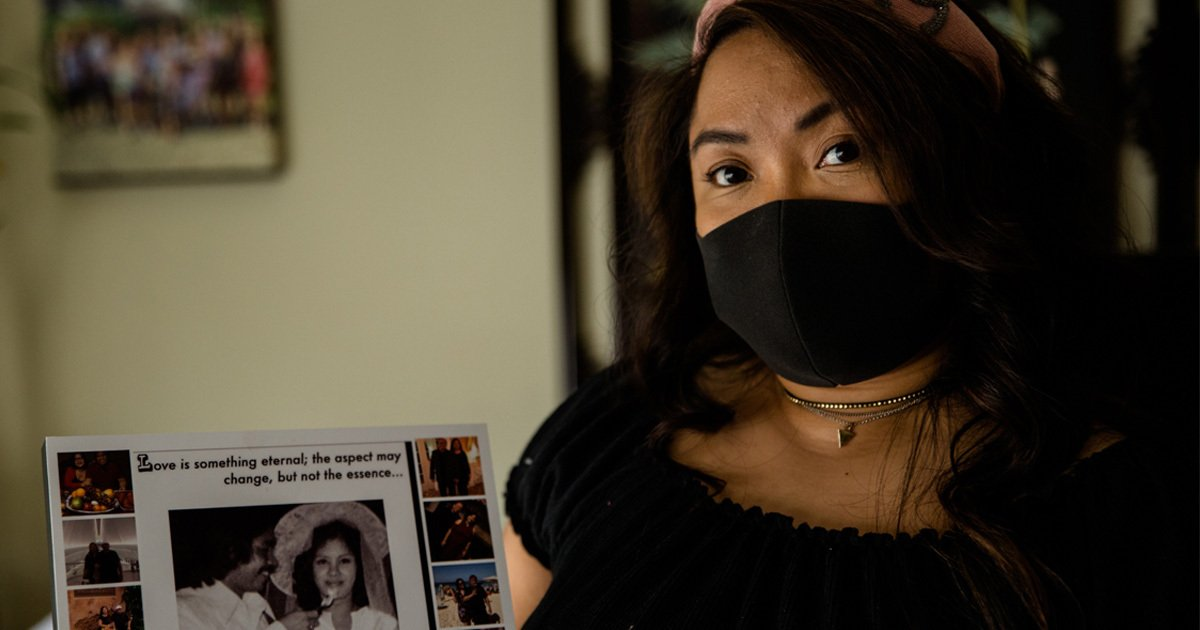 living with a filipina woman
