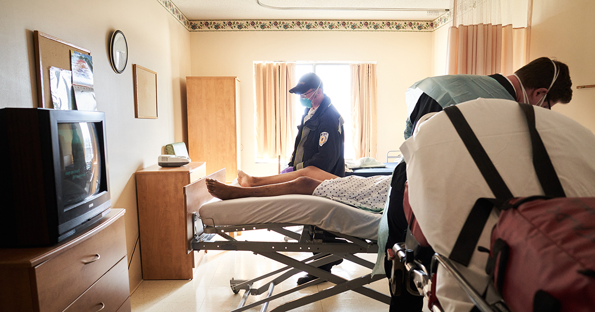 How Safe Are Nursing Homes Near Me This Tool Will Help You Find Out Propublica