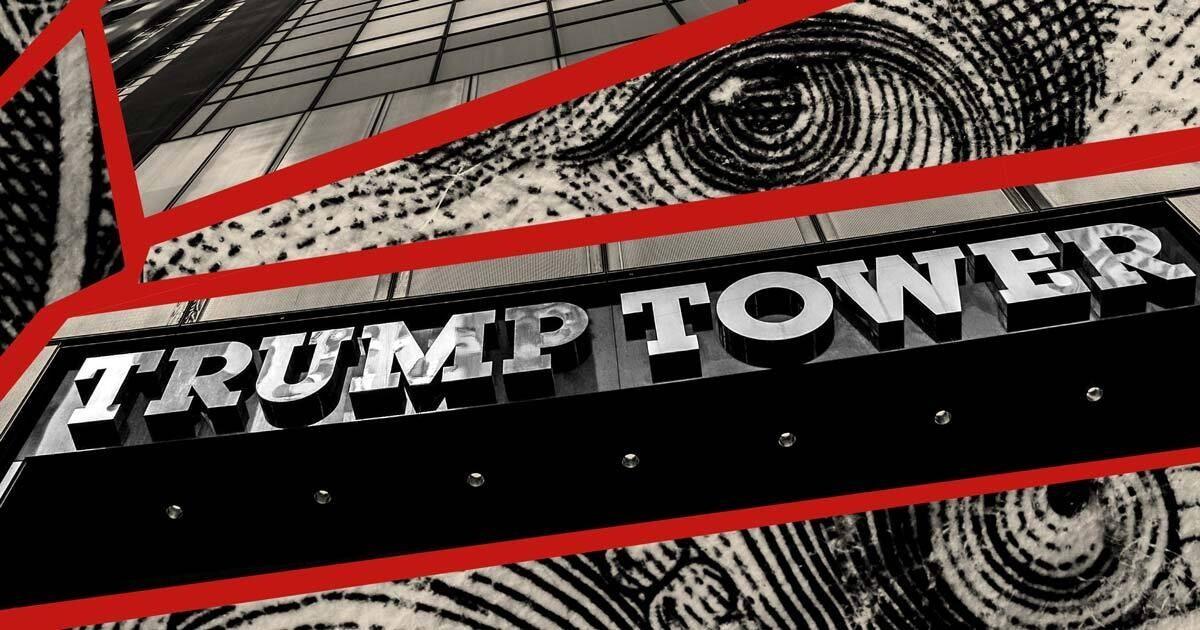 Trump, Inc. - cover