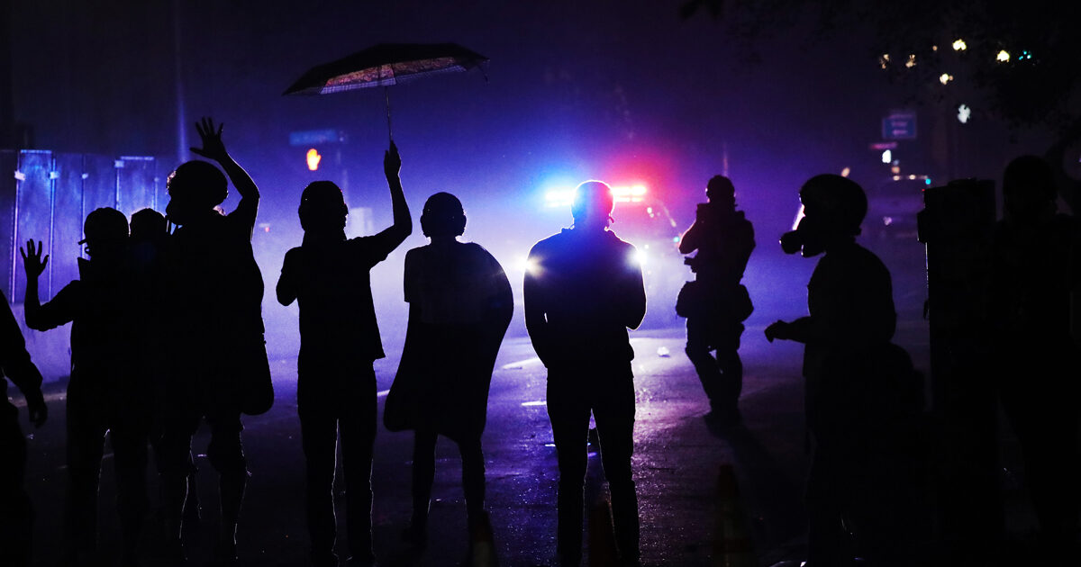 Portland Protesters No Longer Being Banned From Attending Protests to Win Release From Jail
