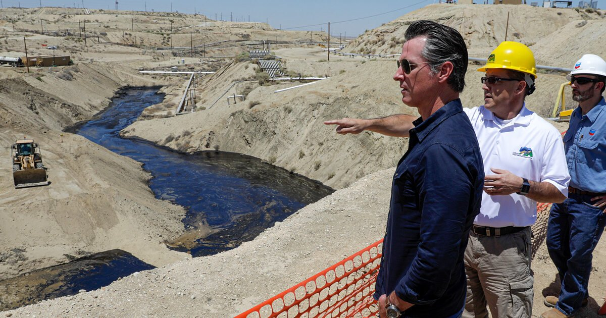 Gov. Gavin Newsom Says California Is Cracking Down on Oil Spills. But Our Reporting Shows Many Are Still Flowing.