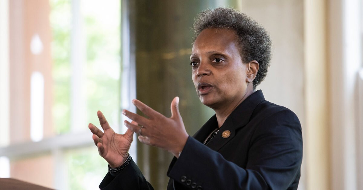 When Is a Meeting Not a Meeting and a Lawmaker Not a Lawmaker? When It's Lori Lightfoot's Chicago.