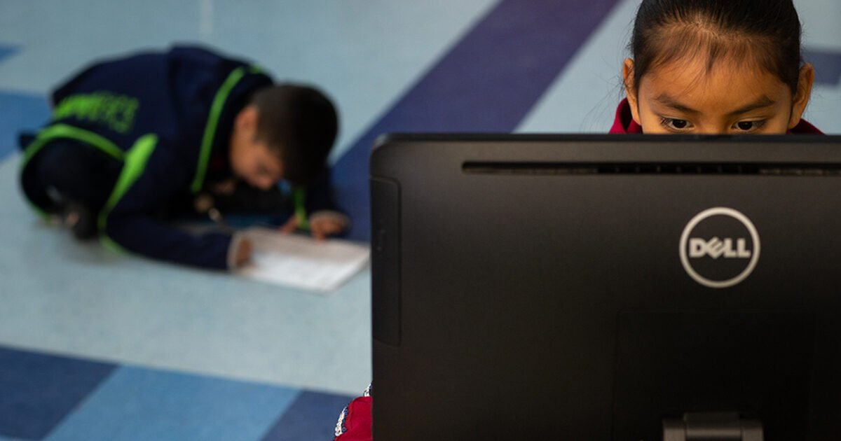 The Federal Government Promised Native American Students Computers and Internet. Many Are Still Waiting.