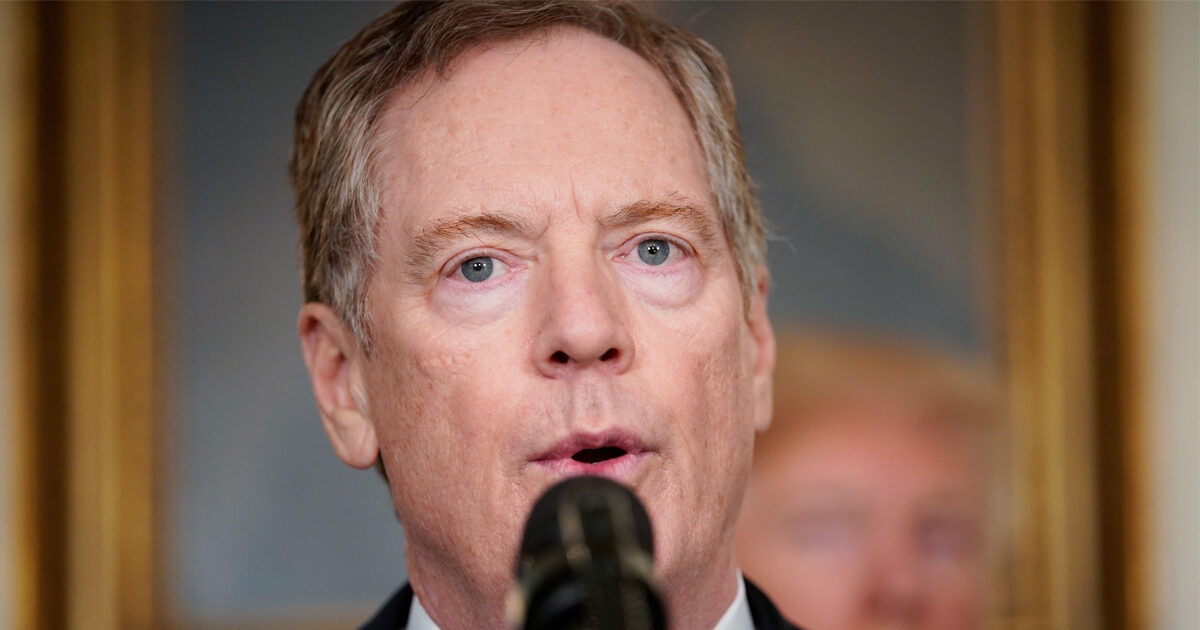 Robert Lighthizer Blew Up 60 Years of Trade Policy. Nobody Knows What Happens Next.