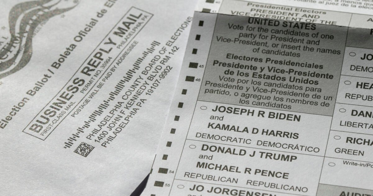 Pennsylvania's Rejection of 372,000 Ballot Applications Bewilders Voters and Strains Election Staff 1