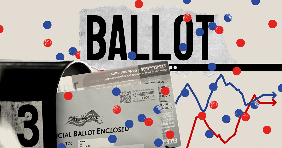 Millions of Mail-In Votes Have Already Been Cast in Battleground States. Track Their Progress Here. 1