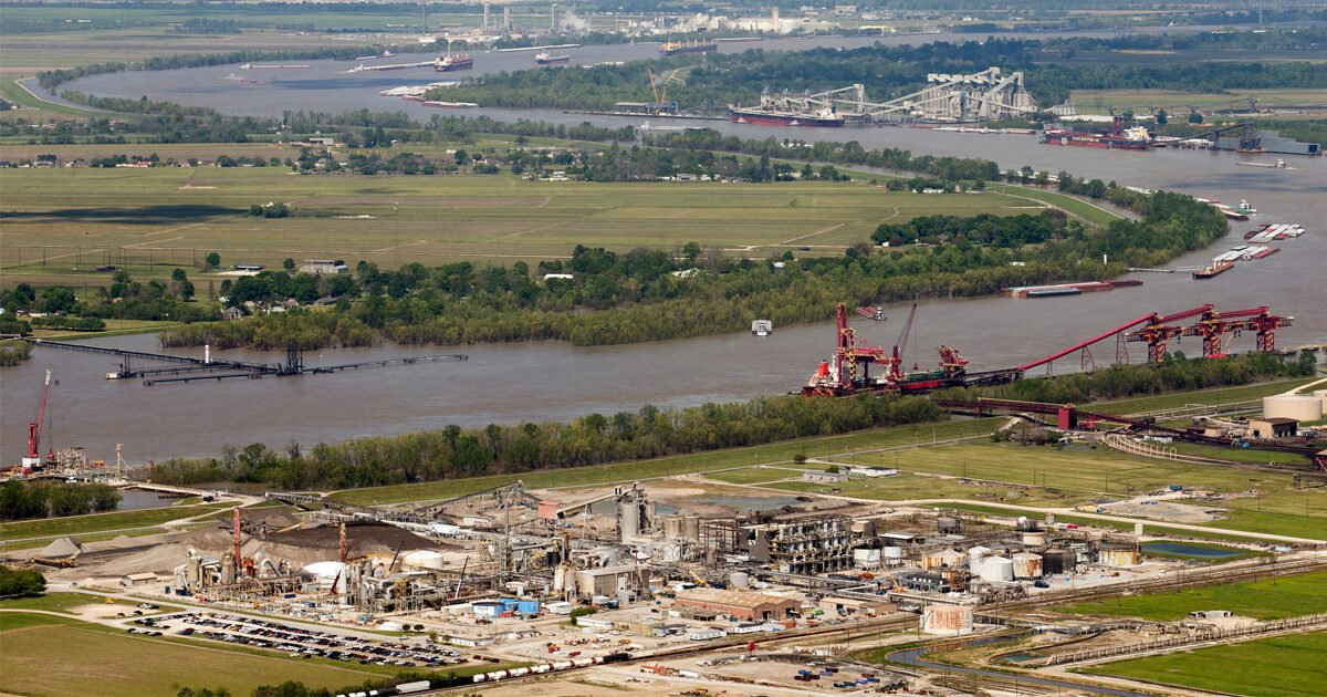 """Permit for Controversial $9 Billion Plastics Plant in """"Chemical Alley"""" to Be Put on Hold"""
