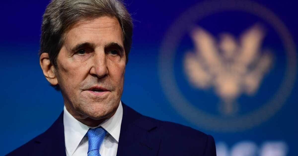 John Kerry, Biden's Climate Czar, Talks About Saving the Planet