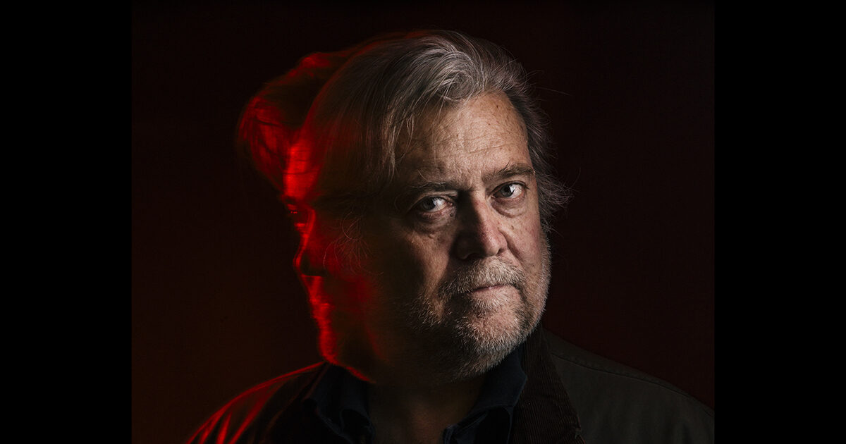 Twitter and YouTube Banned Steve Bannon. Apple Still Gives Him Millions of Listeners.