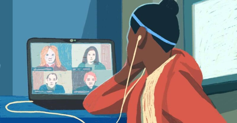 A Teenager Didn T Do Her Online Schoolwork So A Judge Sent Her To Juvenile Detention Propublica