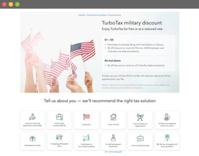 Turbotax Uses A Military Discount To Trick Troops Into Paying To File Their Taxes Propublica