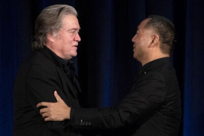 Federal Prosecutors Have Steve Bannon's Murky Nonprofit in Their Sights 3