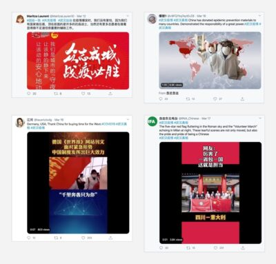 How China Built A Twitter Propaganda Machine Then Let It Loose On Coronavirus Propublica