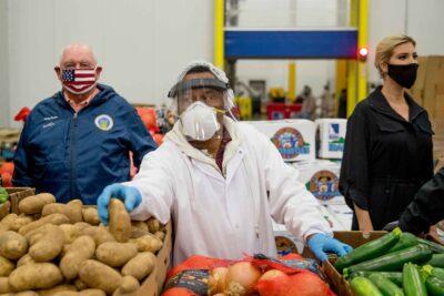 Trump's Food Aid Program Gives Little Funding to the Northeast, Where Coronavirus Hit Hardest 4