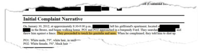 Over a Dozen Black and Latino Men Accused a Cop of Humiliating, Invasive Strip Searches. The NYPD Kept Promoting Him. 8