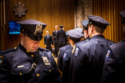 Over a Dozen Black and Latino Men Accused a Cop of Humiliating, Invasive Strip Searches. The NYPD Kept Promoting Him. 9