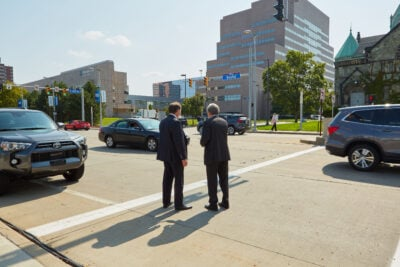 What Trump and Biden Should Debate at the Cleveland Clinic: Why the Hospital's Private Police Mostly Arrest Black People 3