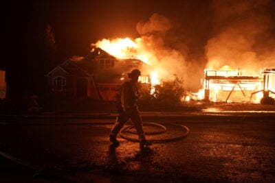 California Will Keep Burning. But Housing Policy Is Making It Worse. 3