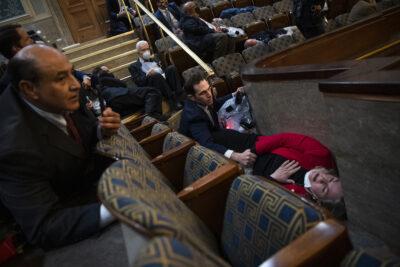 Capitol crisis