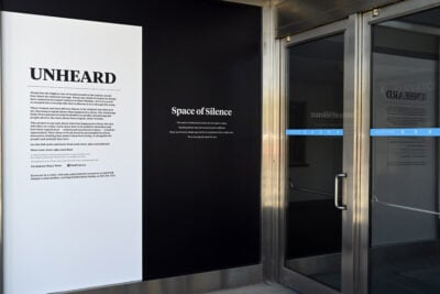 """An Opportunity to Listen as Our """"Unheard"""" Project Becomes a Museum Installation 2"""