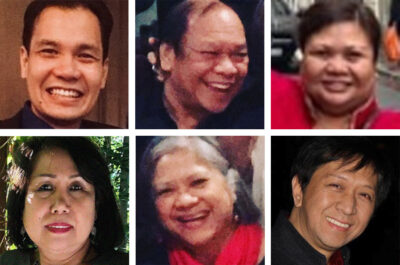 """""""Similar to Times of War"""": The Staggering Toll of COVID-19 on Filipino Health Care Workers 4"""