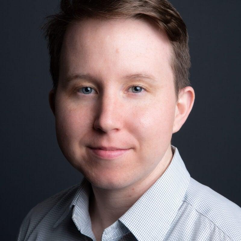 Photo of Lucas Waldron