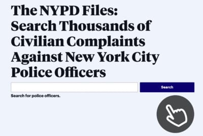 The Complaint Files NYPD Unions Don't Want You to See 1