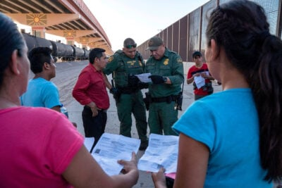 After a Year of Investigation, the Border Patrol Has Little to Say About Agents' Misogynistic and Racist Facebook Group 1