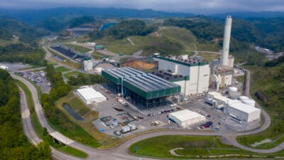 Dominion Energy's Virginia City Hybrid Energy Center.